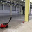 Úklid Novibra betonová podlaha